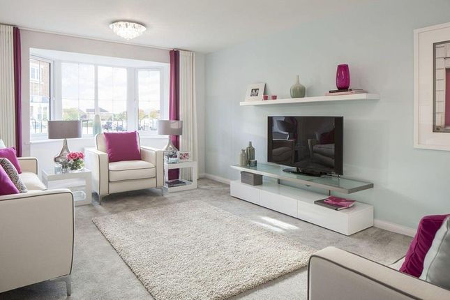 """4 bedroom detached house for sale in """"Chesham"""" at Beauchamp Avenue, Midsomer Norton, Radstock"""