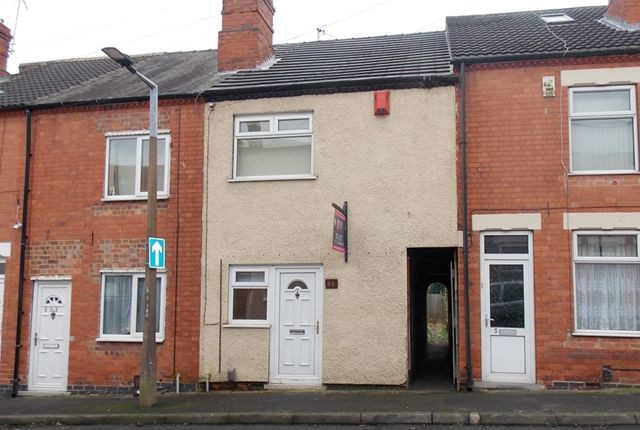 Thumbnail Terraced house to rent in King Street, Ilkeston