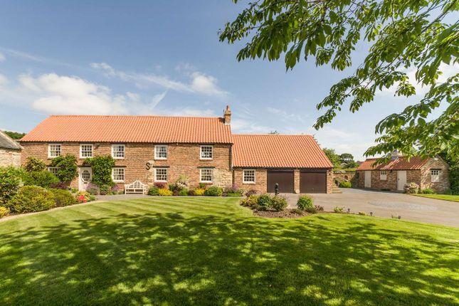 Thumbnail Farmhouse for sale in The Old Farmhouse, West High House Farm, Morpeth, Northumberland