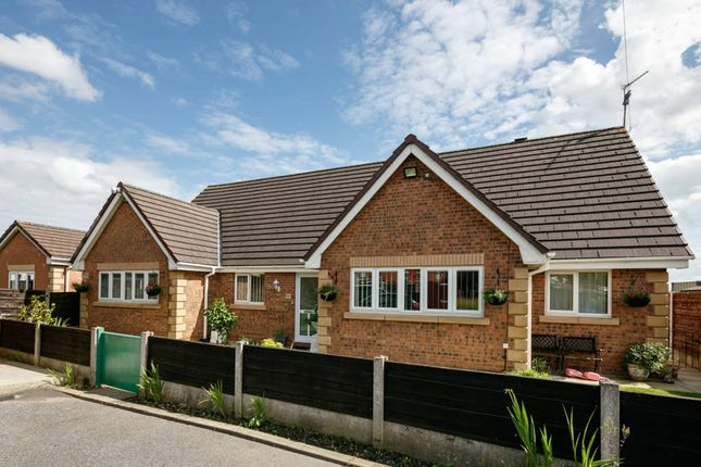 Thumbnail Detached house for sale in Black Moss Court, Radcliffe, Manchester