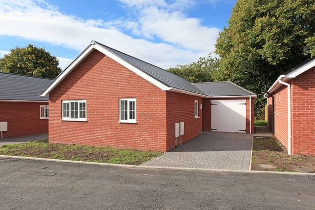 Thumbnail Bungalow for sale in Plot 2 The Orchard, Vineyard Place, Wellington, Telford