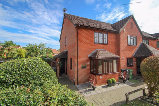 Thumbnail Semi-detached house for sale in Maguire Drive, Heatherside, Camberley