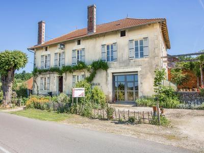 St-Saud-Lacoussiere, Dordogne, France