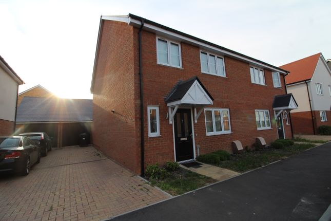 4 bed semi-detached house to rent in Barchamber Way, Gravesend DA12