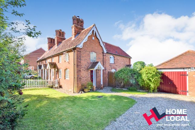 Thumbnail Property for sale in Ongar Road, Stondon Massey, Brentwood
