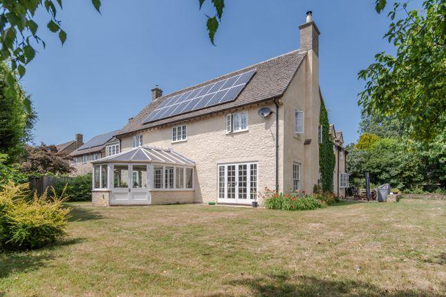 Thumbnail Detached house to rent in Shipton Moyne, Tetbury