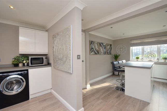 Thumbnail Detached house for sale in Isis Close, Lympne, Kent