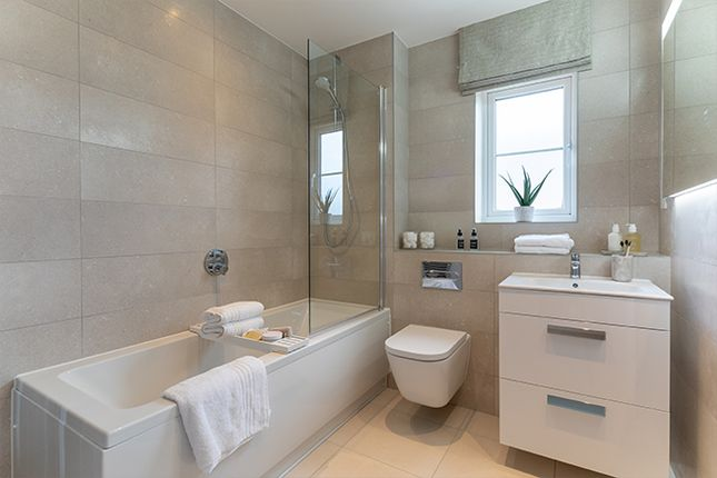Bathroom of Plot 135 - The Burnham, Sheerlands Road, Finchampstead RG40