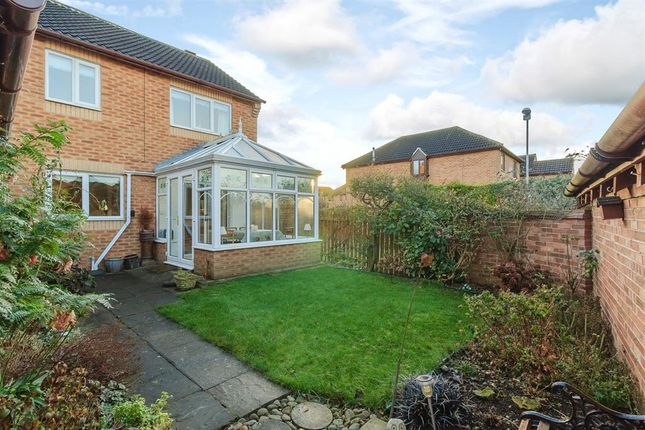 Thumbnail Detached house for sale in Glebe Field Drive, Wetherby