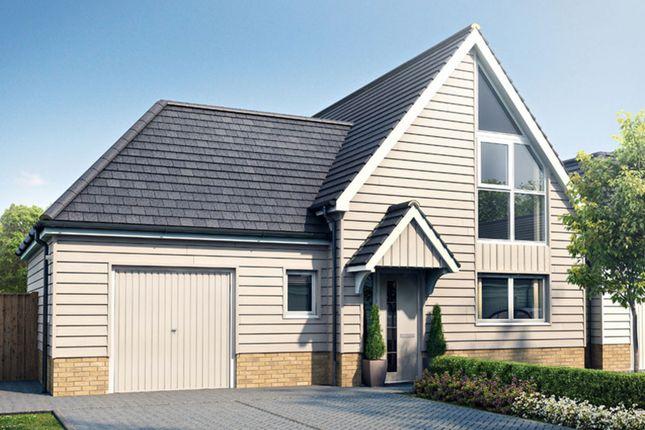 Thumbnail Detached bungalow for sale in Park Farm Road, Folkestone
