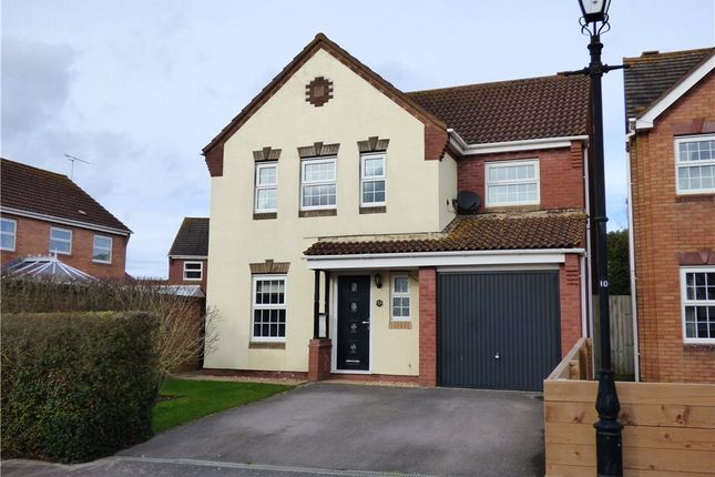 Thumbnail Detached house to rent in Forde Park, Yeovil, Somerset