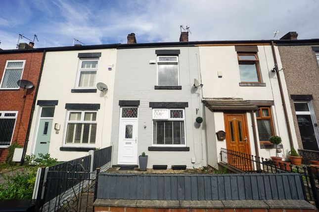 Thumbnail Terraced house for sale in Mary Street West, Horwich, Bolton