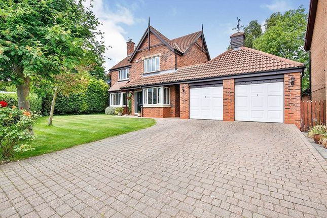 Thumbnail Detached house for sale in Suffolk Way, Durham