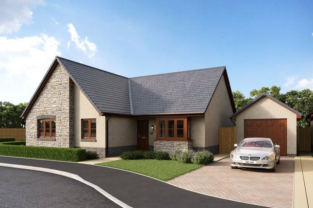 Thumbnail Detached bungalow for sale in Newton Fields, Kilgetty, Pembrokeshire