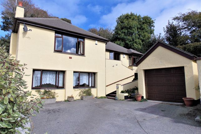 Thumbnail Detached house for sale in Pentalek Road, Camborne