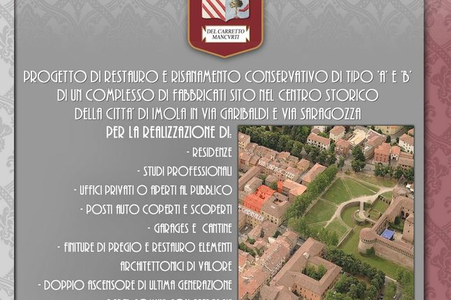 Thumbnail Apartment for sale in Via Garibaldi, Imola, Bologna, Emilia-Romagna, Italy