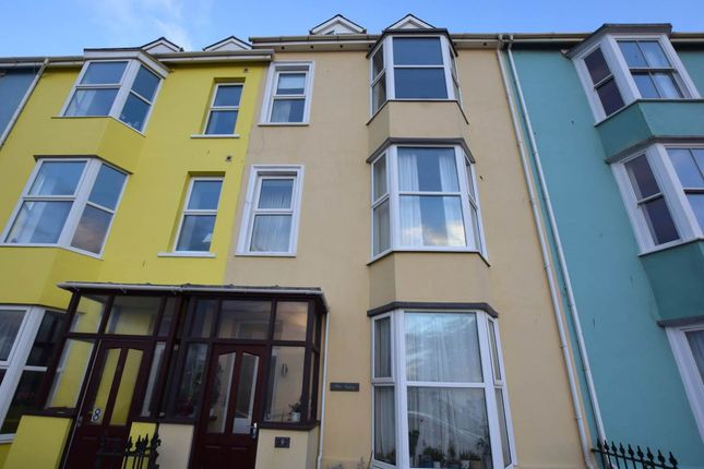 Thumbnail Flat to rent in 9 South Marine Terrace, Aberystwyth, Ceredigion