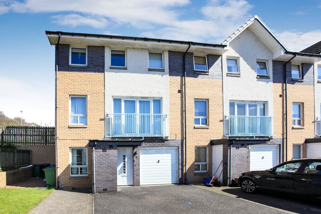 Thumbnail Town house for sale in Craiglinn Gardens, Glasgow
