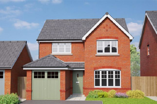Thumbnail Detached house for sale in The Richmond, Erddig Place, Wrexham