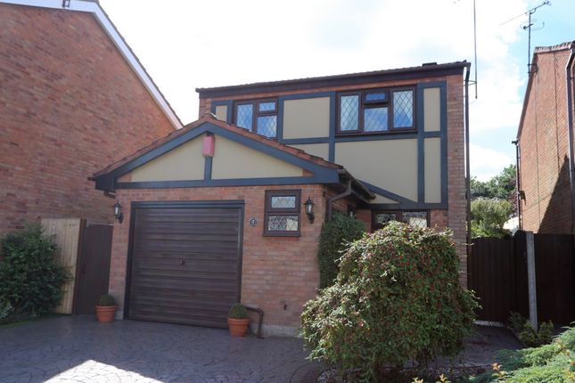 Thumbnail Detached house for sale in Goosemoor Grove, Meir Park