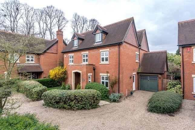 Thumbnail Detached house for sale in Templemore Close, Cambridge