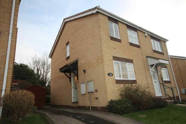 Thumbnail Semi-detached house to rent in Stonegarth Close, Cudworth, Barnsley