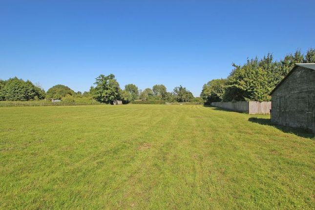 Thumbnail Land for sale in Great Bridge Road, Romsey