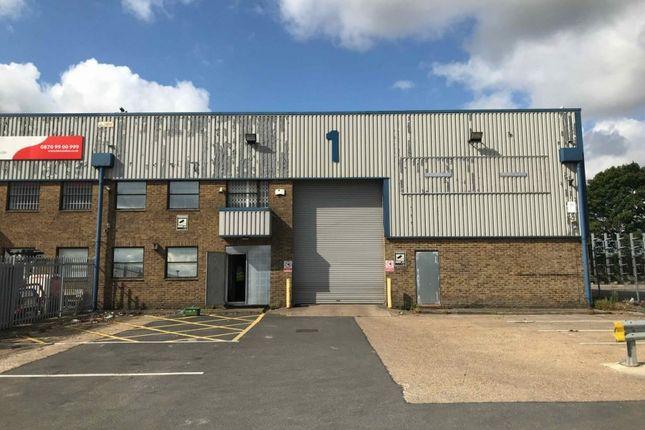 Thumbnail Industrial to let in Unit 1, Motorway Ind Estate, Babbage Rd, Stevenage