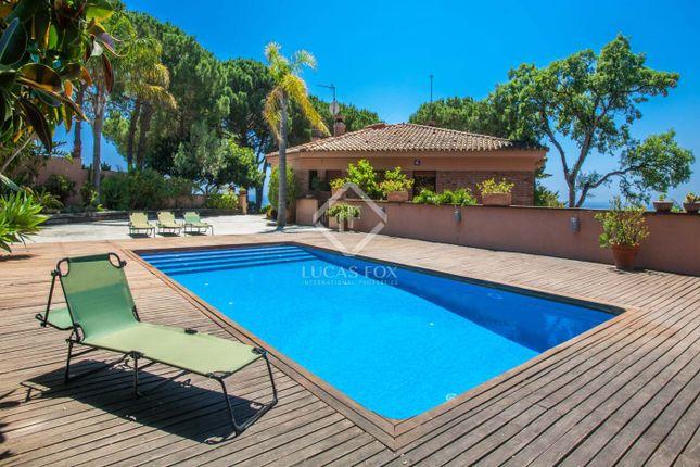5 bed villa for sale in Spain, Barcelona North Coast (Maresme), Premià De Dalt, Mrs6250