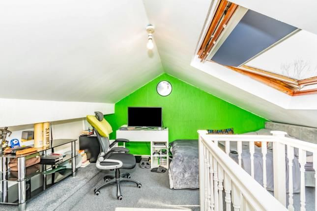 Attic Bedroom of Hollins Lane, Bury, Manchester, Greater Manchester BL9