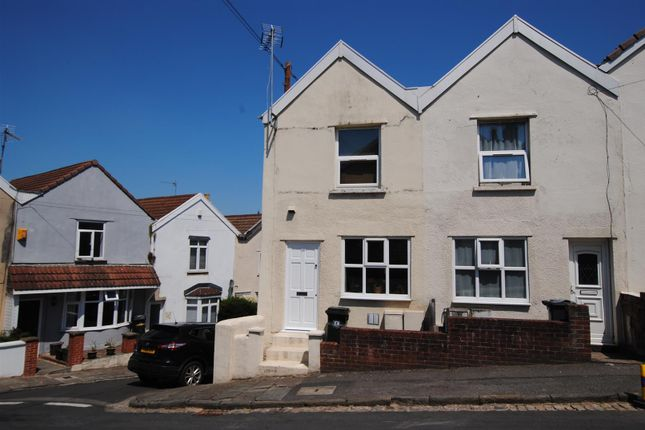 1 bed terraced house to rent in Stanley Hill, Totterdown, Bristol BS4