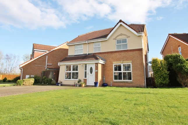 Thumbnail Detached house for sale in Antonine Way, Houghton, Carlisle