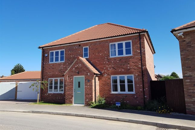 4 bed detached house for sale in The Beehives, Honeyholes Lane, Dunholme, Lincoln LN2