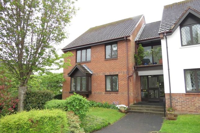 Thumbnail Flat for sale in 62 Kingsknowes Village, Galashiels
