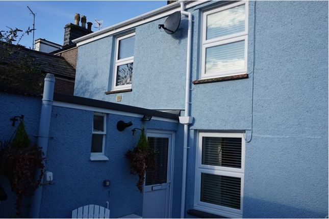 Thumbnail End terrace house to rent in Chapel Street, Porthmadog