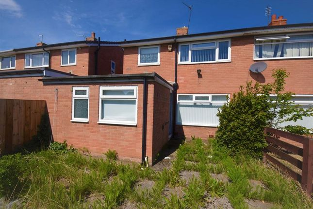 Rear External of Charters Crescent, South Hetton, County Durham DH6