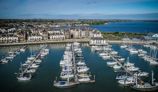 Thumbnail Apartment for sale in Marina Village, Malahide, Co. Dublin, Leinster, Ireland