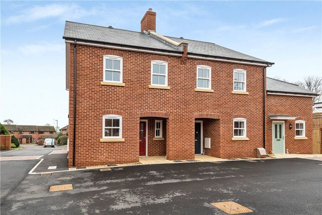 Thumbnail End terrace house for sale in Marks Yard, Victoria Place, Wimborne