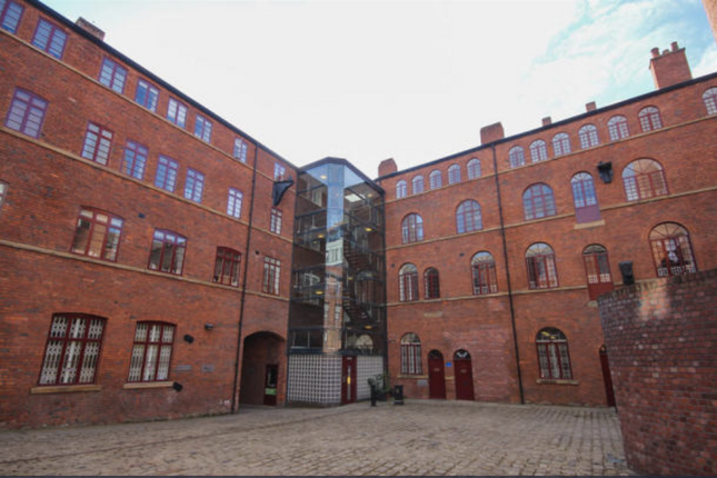 Thumbnail 1 bed flat for sale in Butchers Works, Arundel Street, Sheffield