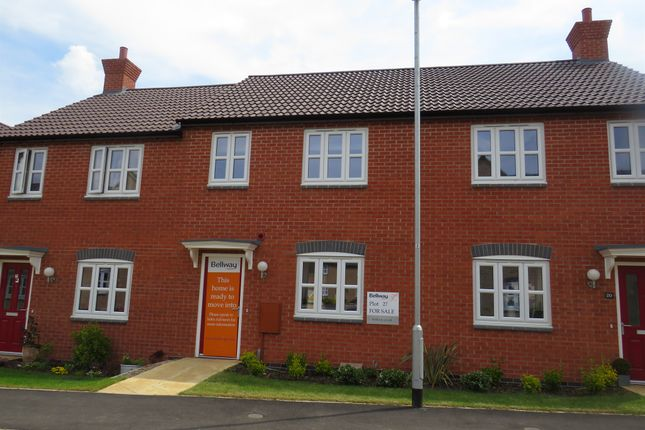 Thumbnail Semi-detached house for sale in Haydock Avenue, Barleythorpe, Oakham