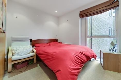 Bedroom of East Dulwich Road, London SE22
