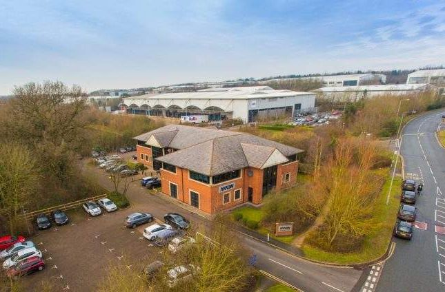 Office for sale in Woodside House, Osier Drive, Sherwood Park, Nottingham