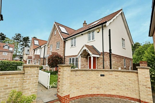 3 bed semi-detached house for sale in St. Marys Walk, Swanland, North Ferriby