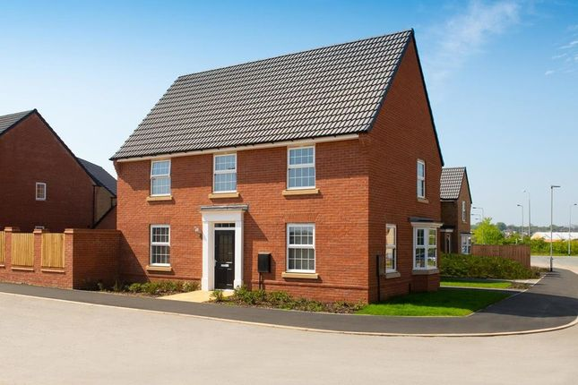 "Thumbnail Detached house for sale in ""Cornell"" at Heathfield Lane, Birkenshaw, Bradford"