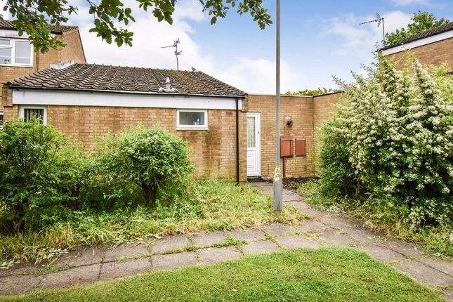 Thumbnail Semi-detached bungalow for sale in Browning Walk, Corby, Northamptonshire