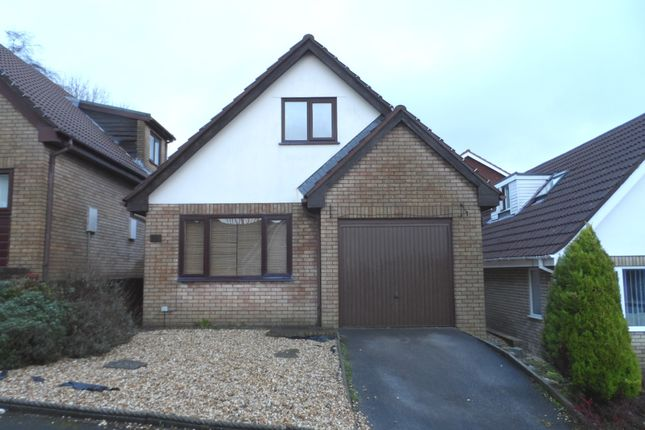 Thumbnail Detached house to rent in Fairoak Chase, Brackla