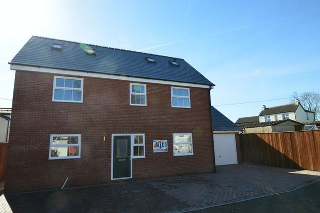 Thumbnail Detached house for sale in Blue Rock Crescent, Bream, Lydney