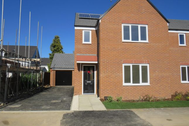 Thumbnail Property to rent in Buttercream Drive, Woodston, Peterborough