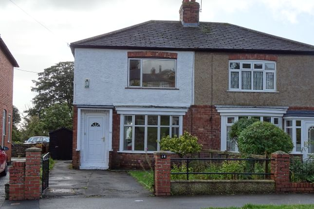 Thumbnail Semi-detached house for sale in Richmond Road, Leyburn