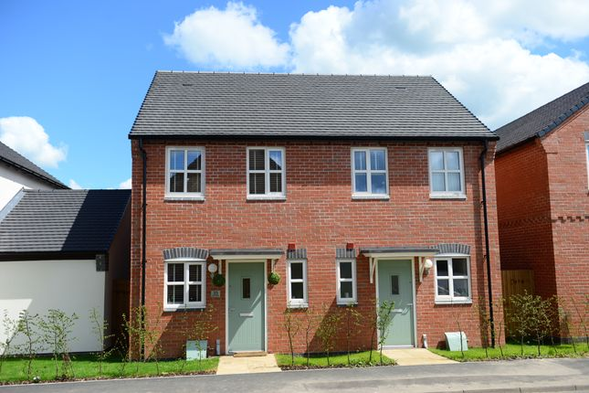 Thumbnail Terraced house for sale in Moira Road, Ashby-De-La-Zouch